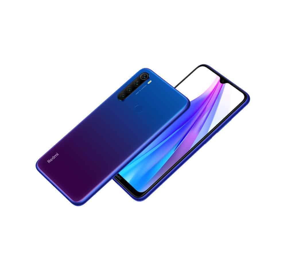 Xiaomi Redmi Note 8T 3