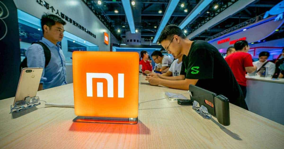 Xiaomi logo featured banner