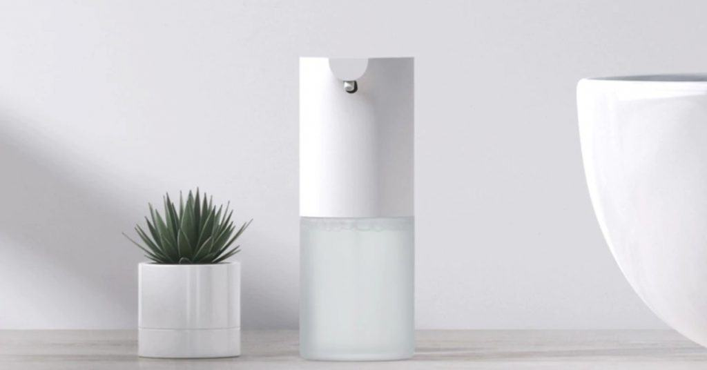Xiaomi automatisch zeepdispenser featured