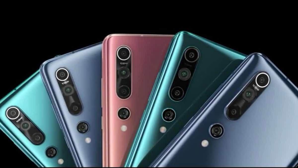 Xiaomi Mi 10 lancering