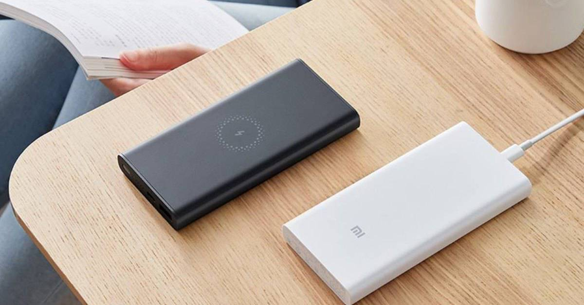 Xiaomi Wireless Powerbank 10.000 mAh (1)