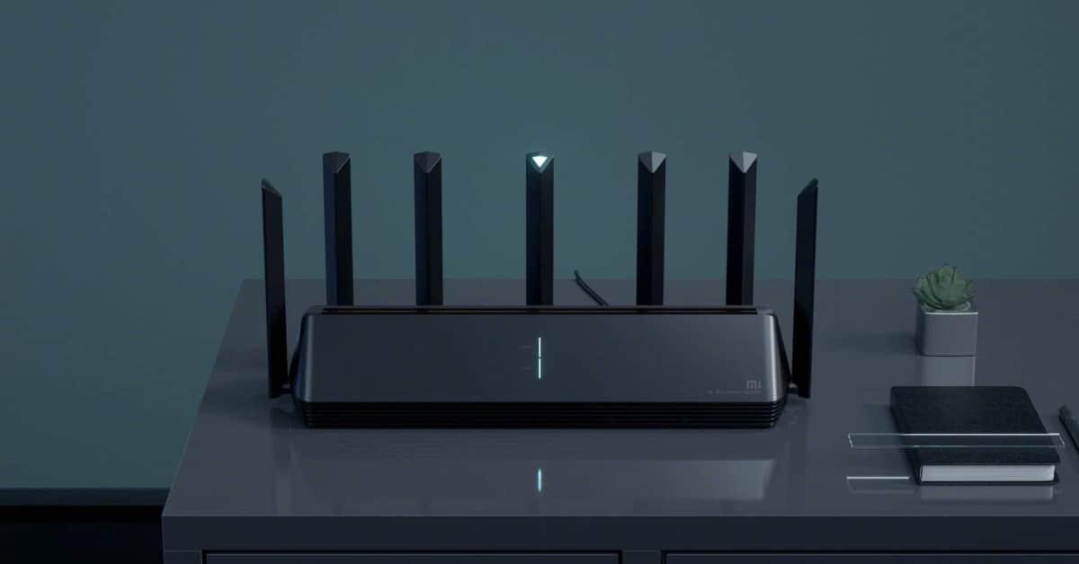 Xiaomi AX3600 Wifi 6 router