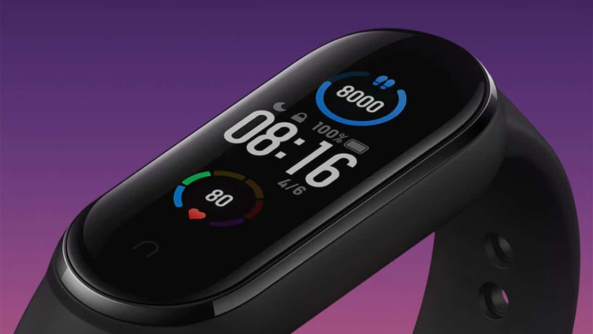 Xiaomi Mi Band 5 featured
