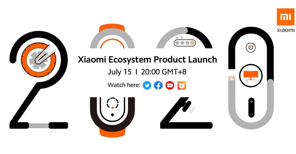 Xiaomi launch event featured
