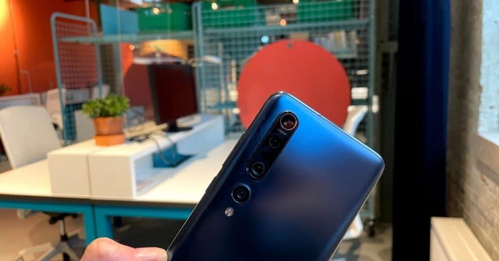 Xiaomi smartphone (Xiaomi Mi 10 Pro)