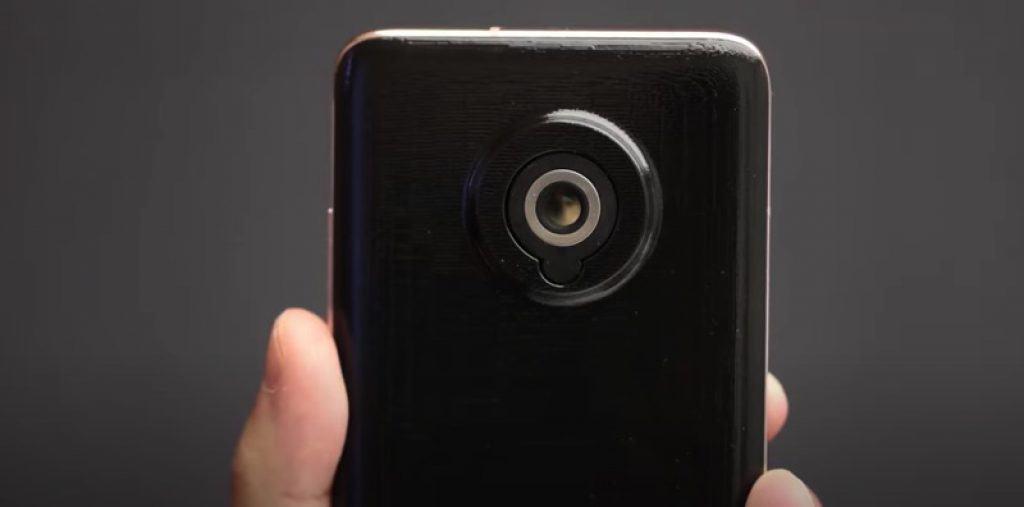 Xiaomi uitschuifbare camera