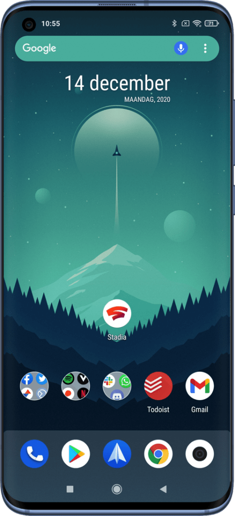 Android apps Xiaomi smartphone1