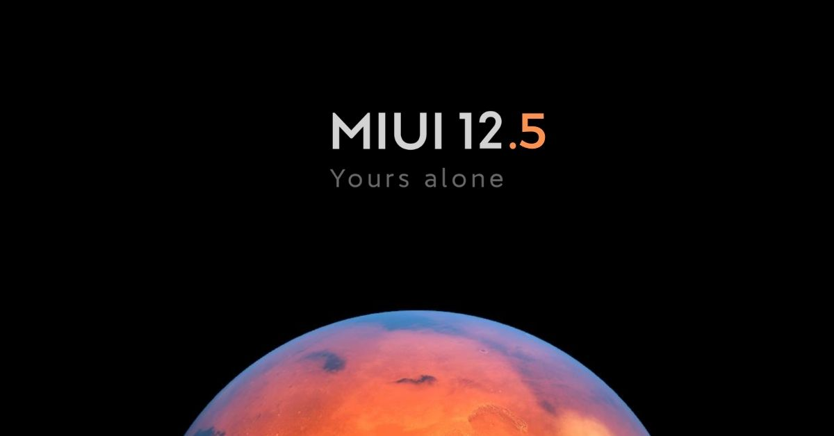 MIUI12.5 featured