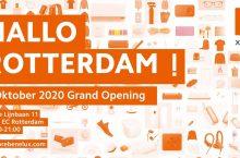 Eerste Xiaomi Mi Store in Nederland opent 2 oktober 2020