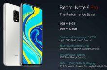 Xiaomi Redmi Note 9 Pro officieel gelanceerd: dit kun je verwachten