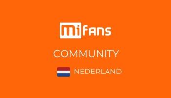 MiFans.nl lanceert Nederlandse Xiaomi-community
