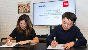 Nokia en Xiaomi kondigen samenwerking en delen van patenten aan