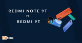 Xiaomi Redmi Note 9T vs Redmi 9T: welke moet je kiezen?