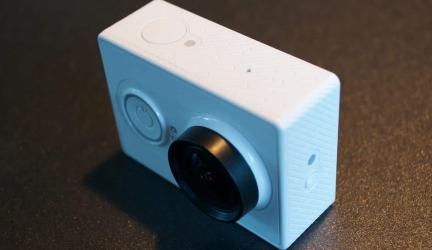 Review: Xiaomi Yi Camera, beter en goedkoper dan GoPro