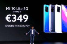 Xiaomi Mi 10 Lite: eerste betaalbare 5G-smartphome