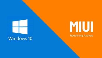 'Xiaomi Mi 5 krijgt Windows 10 variant'