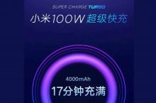 Bizar snelle Xiaomi 100W oplader laadt je telefoon in 17 minuten op