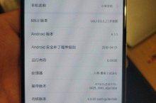 Opnieuw specs en foto gelekt voor Xiaomi Mi 7
