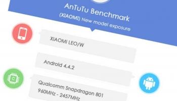 Xiaomi Leo verschenen in benchmarks, wellicht de Mi3S