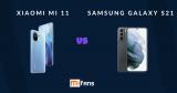 Xiaomi Mi 11 vs Samsung Galaxy S21: welke moet je kiezen?