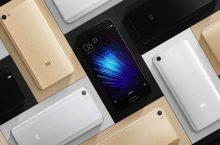 Xiaomi Mi 5 te koop voor slechts €285 met kortingscode