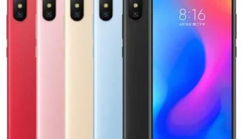 Xiaomi Mi A2 en Xiaomi Mi A2 Lite officieel gelanceerd: dit zijn alle details