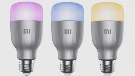 Xiaomi lanceert goedkope Mi Led Smart Bulb en twee smartphones