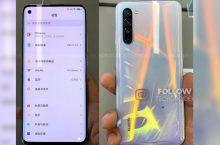 Zou dit een foto van de Xiaomi Mi 10 zijn?
