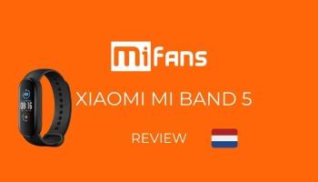Review Xiaomi Mi Band 5: is deze activitytracker het kopen waard?