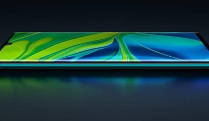 Xiaomi Mi Note 10: bizarre camera, supergrote accu en onverslaanbare prijs