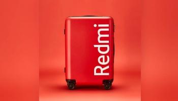 Xiaomi Redmi-koffer gelanceerd: reizen als echte MiFan