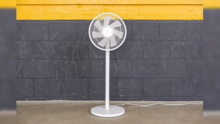 Review Xiaomi 1X DC slimme ventilator: ik ben 'fan'