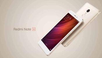 Redmi Note 4 door Xiaomi Gelanceerd
