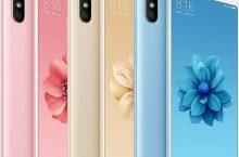 Xiaomi Mi A2: update Android 9 beschikbaar, probleem beveiligingspatch