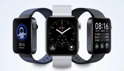 Xiaomi Mi Watch: eigen betaalbare smartwatch met Android Wear